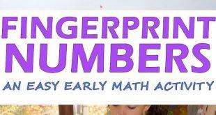 Fingerprint Numbers