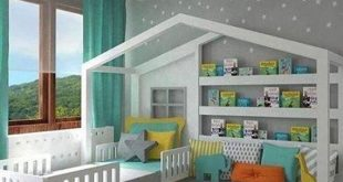 Toddler House Bed #5