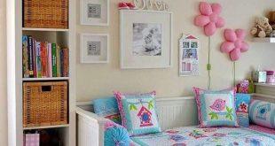 Die besten Schlafzimmerfarben für Mädchen, 9 Jahre alt Schlafzimmerideen für Mädchen #GirlsBedroom: Sieht cool aus, nicht wahr? - wongstudio willson