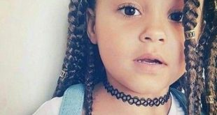 Black Kids Hairstyles with braids, Beads and Other Accessories #braidswithbeads ...