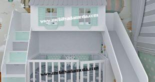 Dwelling Etagenbett mit Schiebedach Unedited Montessori Mattress # 6 # Roofless ...
