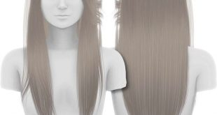 Elegant die Sims 4 Hair Female