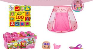Gift Ideas for One Year Old Girls