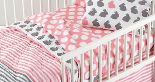 Hop to It Toddler Bedding.