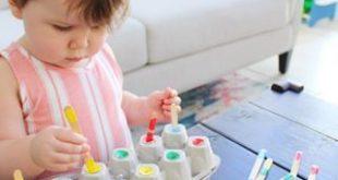 Indoor Toddler Activities for 12-18 Months - #activities #indoor #Months #Toddle...