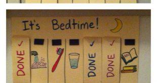 Magnetic Chore Flip Chart