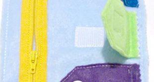 Ruhiges Buch Verschluss hinzufügen auf Seite - Spielbuch - Kleinkind Spielzeug - lustiges Geschenk - Kirche ruhig Buch - Kita Spielzeug - #QB1 lernen