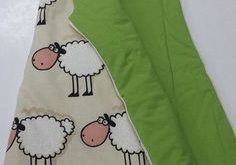 Schnittmuster Schlafsack für Babys und Kleinkinder von pattydoo