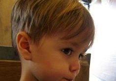 Schöne Frisur Styles für Kleinkinder Boy