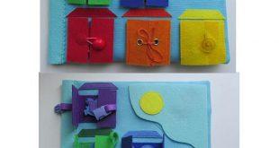Seite, Kinder ruhig Buch, ruhiges Buch für Kleinkind, beschäftigt Buch, sensorische Buch ruhig, Feinmotorik, Montessori Spielzeug, Schnalle Spielzeug