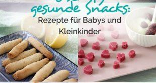 """Snacks, Baby"" – DAS eBook für gesunde Snacks"
