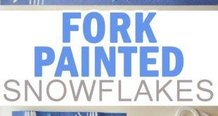 Snowflake Crafts & Activities