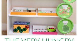 The Very Hungry Caterpillar Activities for Toddlers and Preschoolers - #Activiti...