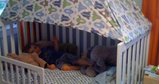 Toddler Bed Tent